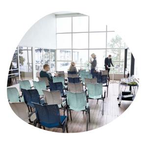 Sièges de réunion-conférence
