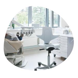 Sièges ergonomiques pour secteur médical